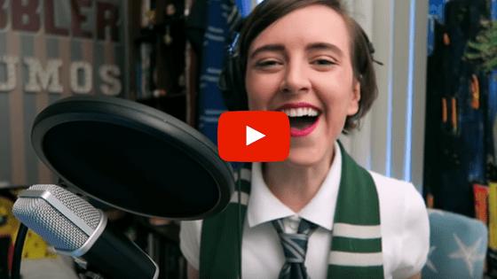 Harry Potter e Frozen: il crossover più bello di sempre