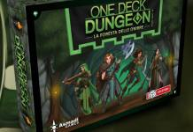 prima espansione di One Deck Dungeon