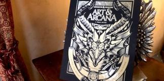 D&D Art & Arcana