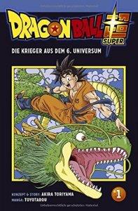 Dragon Ball Super Carlsen Comics 2016