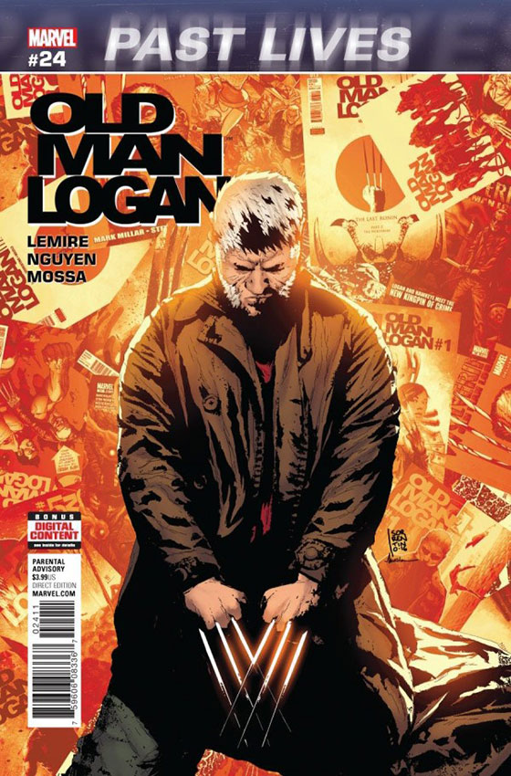 Nerdly Generation X 2 Amp Old Man Logan 24 Review