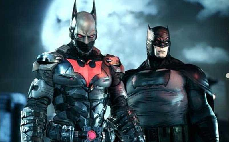 Two New DC Universe Games Coming From WB Montreal batman beyond game
