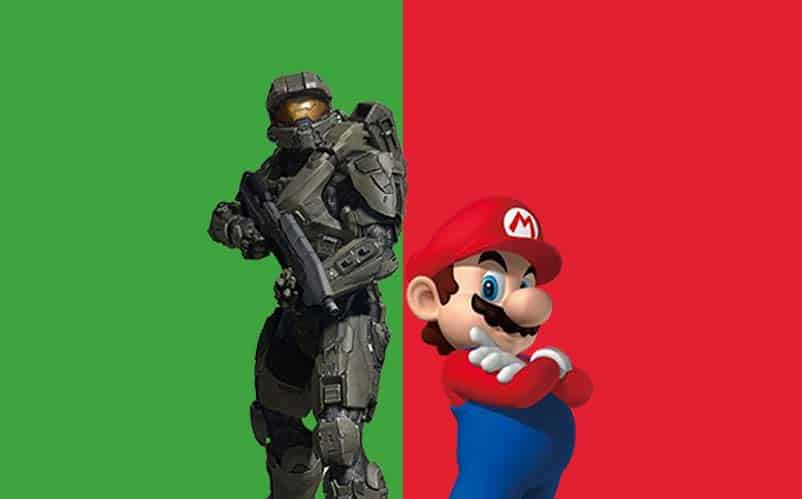 Nintendo NX What If Nintendo And Microsoft Partner Up