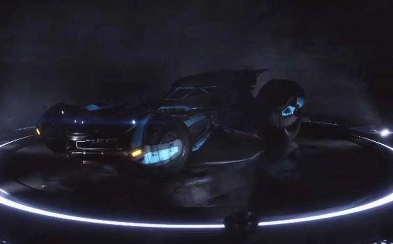 Rocket League Batmobile DLC Incoming Nerd Much