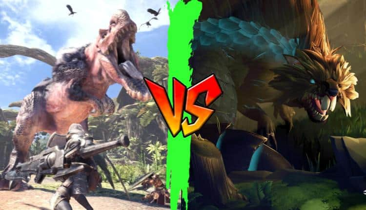 Dauntless vs  Monster Hunter  World  Can Dauntless Survive  Will Monster Hunter World Drown Dauntless
