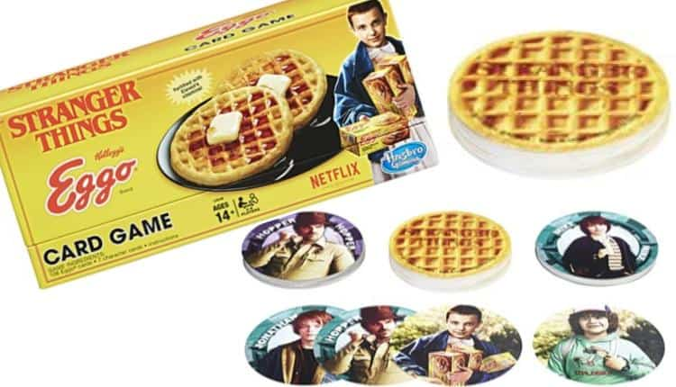 Stranger Things Eggo Card Game Available Now Nerd Much