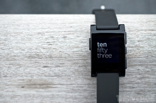 And Now For Something Completely Different...Pebble Smartwatch Preview