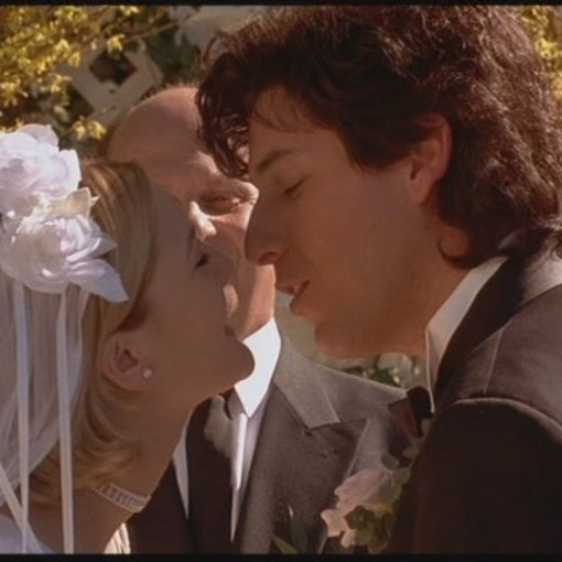 Movie Still from The Wedding Singer