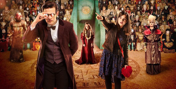 Doctor Who: The Rings of Akhaten Recap