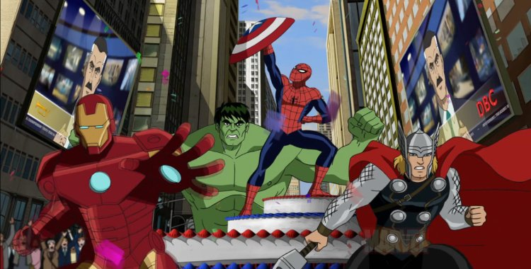 Ultimate Spider-Man Brings the Webslinger - and Others! - to the MCU