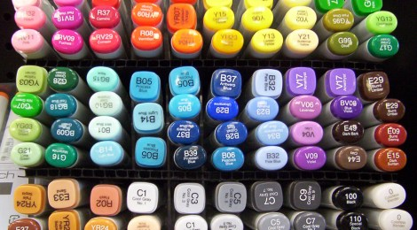 COPIC 101: Everything You Need to Know about the World's Best Marker
