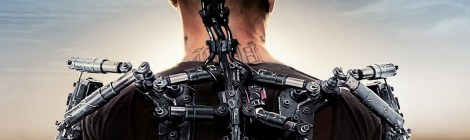"Robots, Exoskeletons, Crazy Villains, and Space Make ""Elysium"" a Sci-Fi Must-See"
