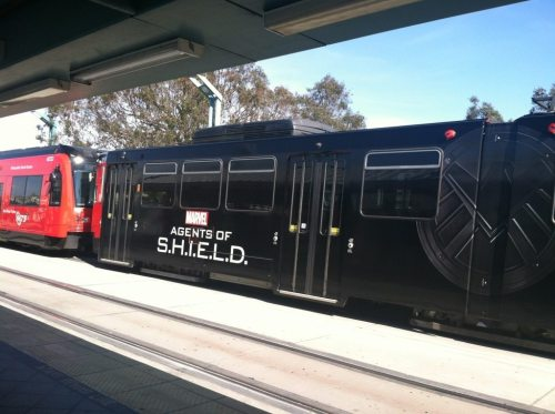 Bonus for the trolley over the bus, look at these awesome trolleys we got to ride on in 2013.