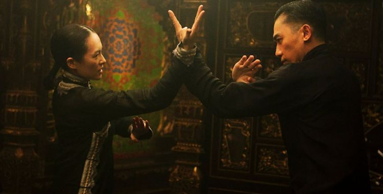 """The Grandmaster"" is Beautiful, But Flawed"