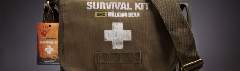 Review: The Walking Dead Survival Kit