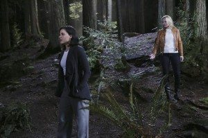 Regina? Why can't we just be friends! [ABC]