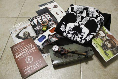 Theme: Fear
