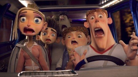 A little dark, this movie has great moments and has adorable characters. Plus it's on Netflix! [speakingofanimation.com]