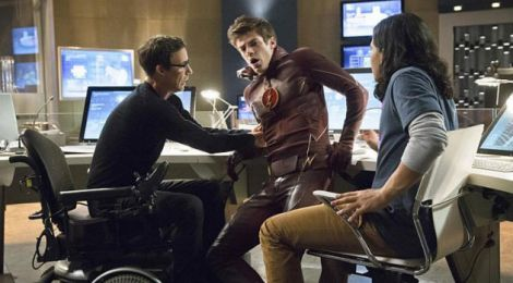 Sometimes Barry's ideas aren't the greatest. [ScreenCrush]