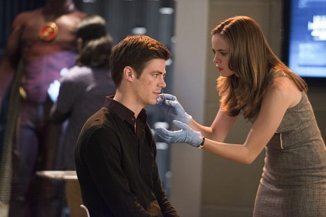 I feel for Caitlin. She's got it rough. And now she has to go worrying about Barry after all she's lost. [S]