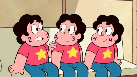 No one tries to rename themselves Tyrone, just FYI. [The Steven Universe Wikia]