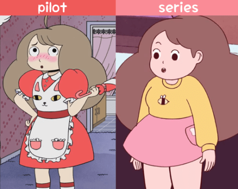 [Bee and Puppycat]