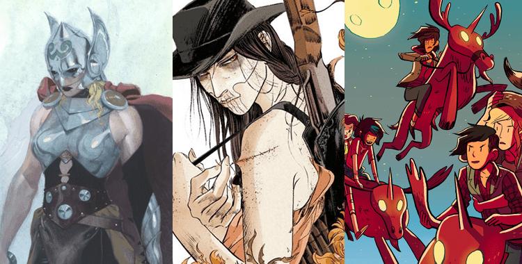 Nerdophiles Picks: Favorite Comics of 2014