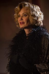 Not so much an end for Elsa as it was a send off for Jessica Lange [FX]
