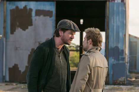 Chas taking no shit from Constantine either! [NBC]
