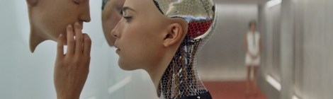 """""""Ex Machina"""" Is The Sci-Fi Thriller We've Been Waiting For"""