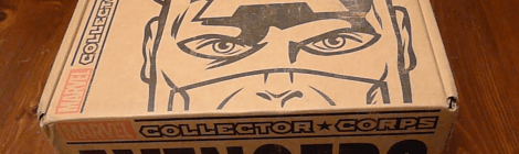 Unboxing: Marvel Collector Corps April 2015