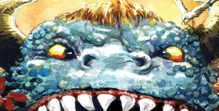 """Monsters and Adventure Abound in """"Darkmouth: The Legends Begin"""""""
