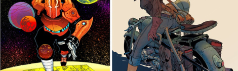 The Broken Frontier Anthology: An Exclusive look Behind the Scenes with the Brains Behind the Anthology
