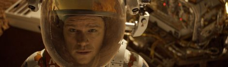 "Two Trailers for ""The Martian"" Tease a Humanistic Sci-Fi Survival Story in Dead-Opposite Ways"