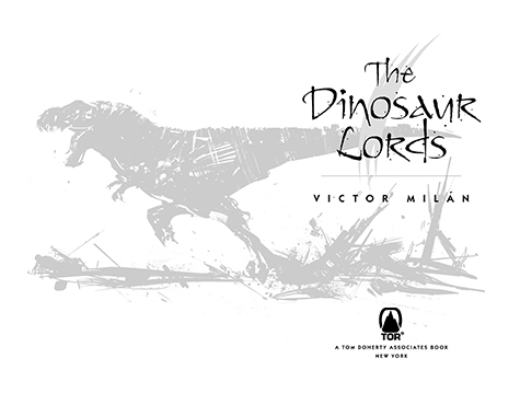 Dinosaur Lords b&w
