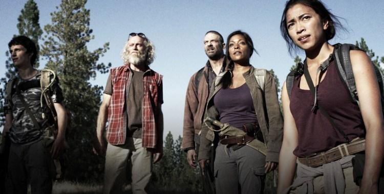 Z Nation Cast Talks Season 2 at SDCC