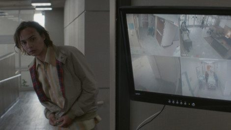 Nick wear's your grandpa's clothes. Your dead, reanimated grandpa's clothes... [AMC]