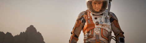 "For Science! With ""The Martian"""