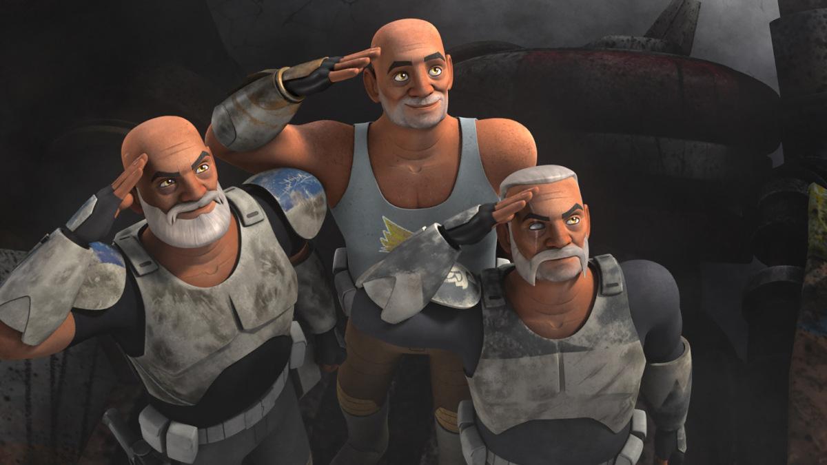 Image result for lost commanders star wars rebels