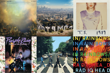 nonstreaming albums