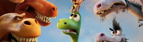 "Celebrate Dino Week with Disney and ""The Good Dinosaur"" Clips"