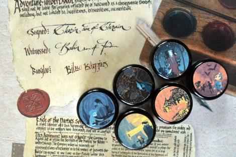 The Hobbit Collection [Shiro Cosmetics]