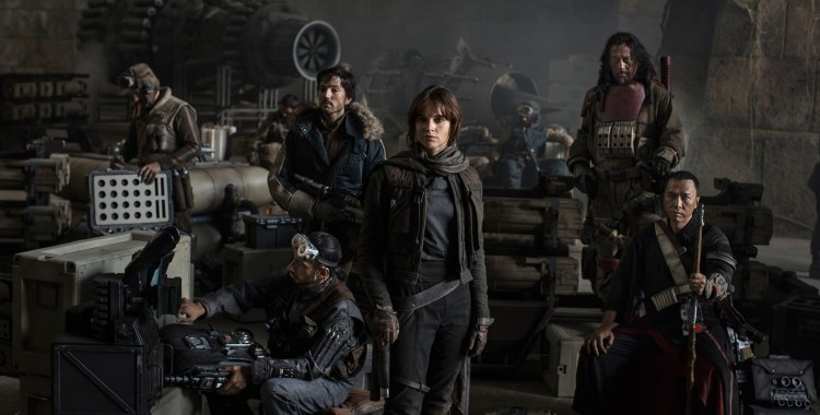 Rogue One A Star Wars Story, An Entirely Spoiler Free Review