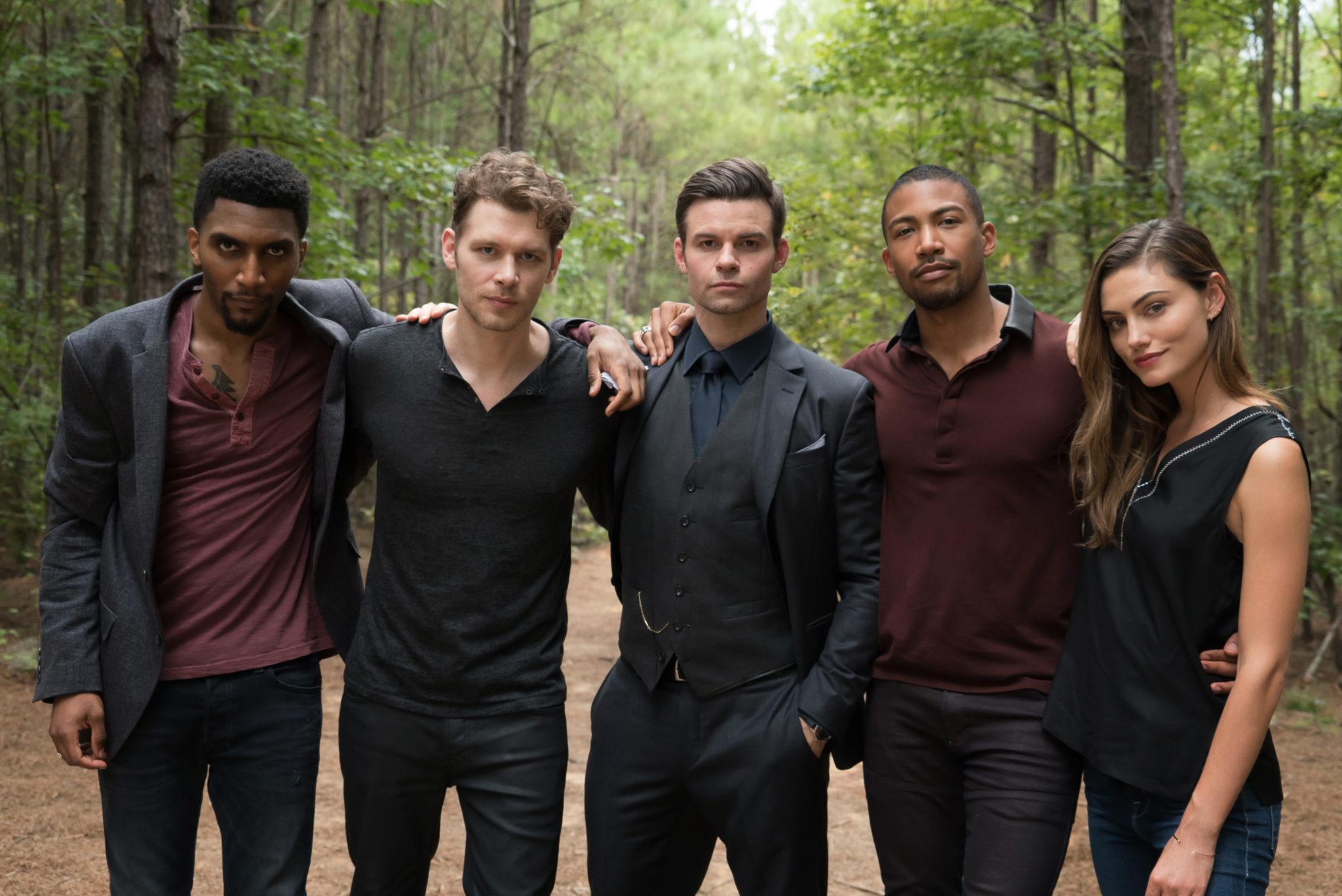 The Originals Returns with a Bang: Season 4, Episodes 1 - 7