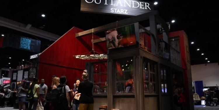 outlander sdcc