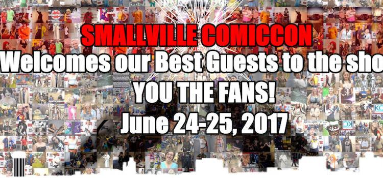 Smallville ComicCon May Be Small, But It's Not Lacking the Large Convention Feel