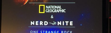 SDCC 2017: National Geographic's Nerd Nite Goes Down in Our History Books