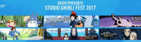Studio Ghibli Fest Celebrates Miyazaki on the Big Screen