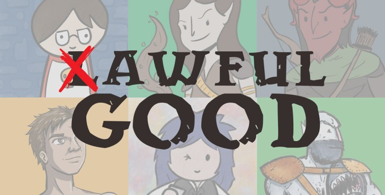 The Pod Nod: Awful Good is a New Actual Play Podcast That Is Not To Be Missed!