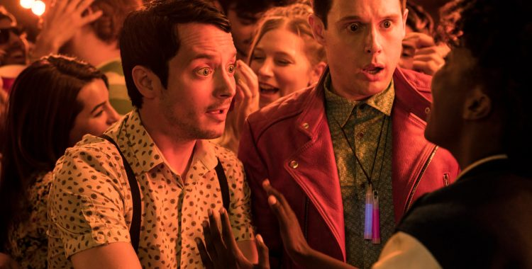 Dirk Gently: Shapes and Colors Recap